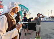 FERZULI Jorge MEX<br /> FINA High Diving World Cup 2016<br /> Abu Dhabi Sailing and Yacht Club <br /> Corniche Breakwater -Abu Dhabi - U.A.E.<br /> Day0  26 Feb.2016<br /> Photo G.Scala/Insidefoto/Deepbluemedia