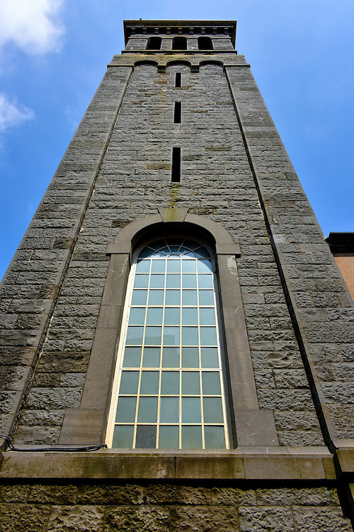 Franciscan Friary Church Tower in Waterford, Ireland<br />