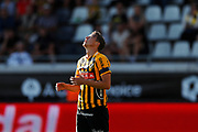 GOTHENBURG, SWEDEN - JULY 19: Viktor Lundberg of BK Hacken dejected during the UEFA Europa League Qualifier match between BK Hacken and FK Liepaja at Bravida Arena on July 19, 2018 in Gothenburg, Sweden. Photo by Nils Petter Nilsson/Ombrello ***BETALBILD***