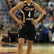 Skylar Diggins, Tulsa Shock, during the Connecticut Sun V Tulsa Shock WNBA regular game at Mohegan Sun Arena, Uncasville, Connecticut, USA. 2nd July 2013. Photo Tim Clayton