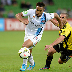 Melbourne City v Wellington Phoenix | Hyundai A-League | 12 April 2015