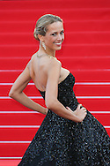 "CANNES, FRANCE - MAY 20:  Petra Nemcova attends the ""Two Days, One Night"" premiere at the 67th Annual Cannes Film Festival on May 20, 2014 in Cannes, France.  (Photo by Tony Barson/FilmMagic)"