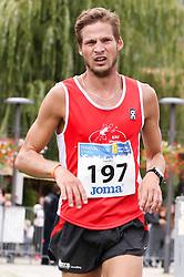 Tadej Grilc competes during 3. Konjiski maraton / 3rd Marathon of Slovenske Konjice, on September 27, 2015 in Slovenske Konjice, Slovenia. Photo by Urban Urbanc / Sportida