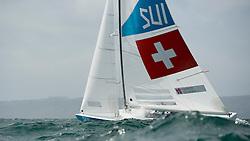 2012 Olympic Games London / Weymouth<br /> <br /> sMarazzi Flavio, De Maria Enrico, (SUI, Star)