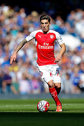 Hector Bellerin of Arsenal in action - Mandatory byline: Rogan Thomson/JMP - 07966 386802 - 19/09/2015 - FOOTBALL - Stamford Bridge Stadium - London, England - Chelsea v Arsenal - Barclays Premier League.