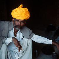 Observer Portrait