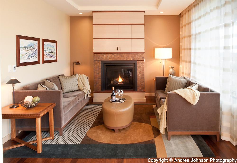 Allison Inn & Spa rooms, Newberg, Oregon