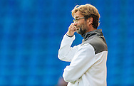 Head coach Jurgen Klopp pictured during Liverpool training ahead of the Europa League Final at St. Jakob-Park, Basel<br /> Picture by EXPA Pictures/Focus Images Ltd 07814482222<br /> 17/05/2016<br /> ***UK &amp; IRELAND ONLY***<br /> EXPA-FEI-160517-0067.jpg