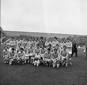 All Ireland Minor Football Final, Antrim v Roscommon.  Antrim Team...14.09.1969.