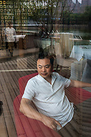 Zhang Rui is a Chinese businessman and art collector. He owns one the largest private art collection in the world.
