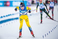 March 10, 2019 - –Stersund, Sweden - 190310 Anna Magnusson of Sweden looks dejected after the Women's 10 km Pursuit during the IBU World Championships Biathlon on March 10, 2019 in Östersund..Photo: Petter Arvidson / BILDBYRÃ…N / kod PA / 92254 (Credit Image: © Petter Arvidson/Bildbyran via ZUMA Press)