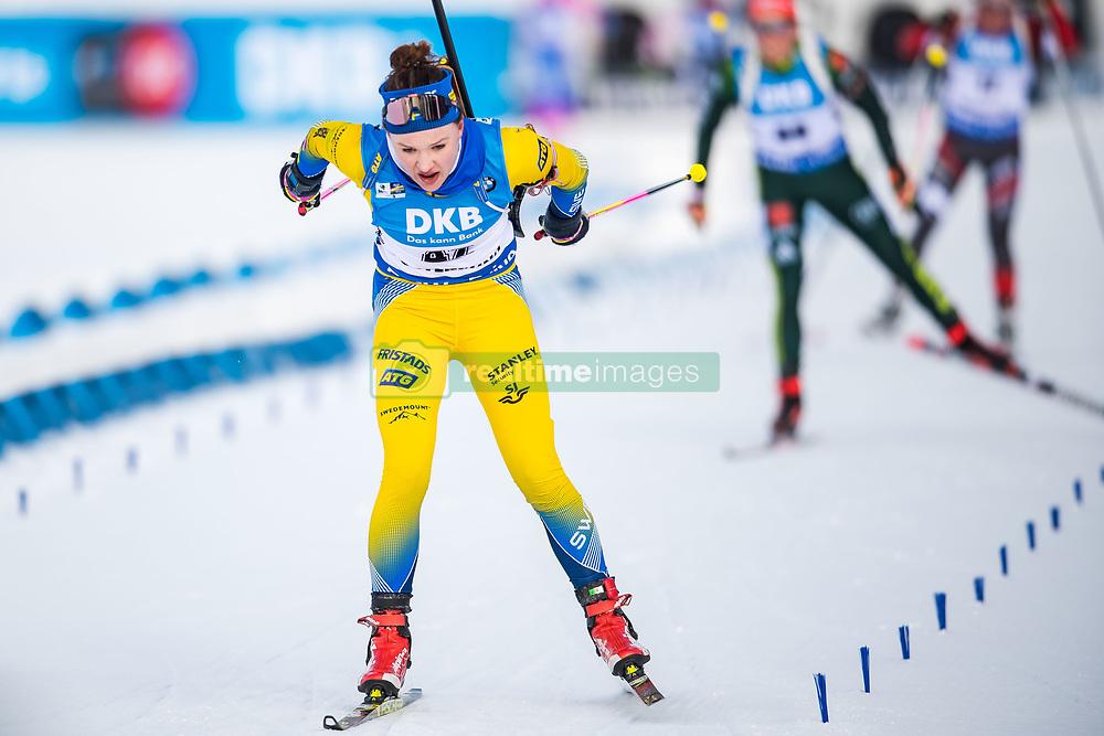 March 10, 2019 - –Stersund, Sweden - 190310 Anna Magnusson of Sweden looks dejected after the Women's 10 km Pursuit during the IBU World Championships Biathlon on March 10, 2019 in Östersund..Photo: Petter Arvidson / BILDBYRÃ…N / kod PA / 92254 (Credit Image: © Petter Arvidson/Bildbyran via ZUMA Press)