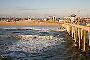Huntington Beach Pier, Orange County, California