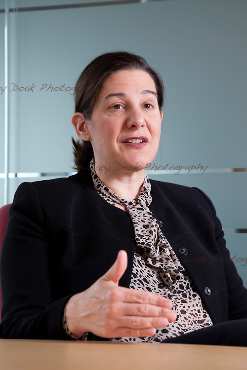 Carolyn Low, Finance Director, NSS