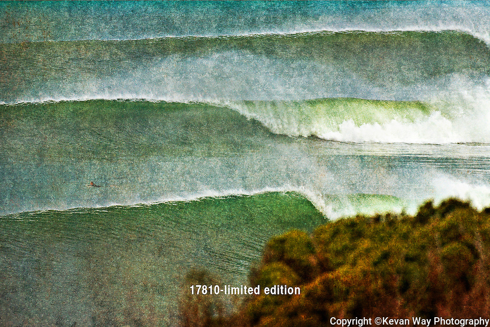 winter swell at Bells<br />