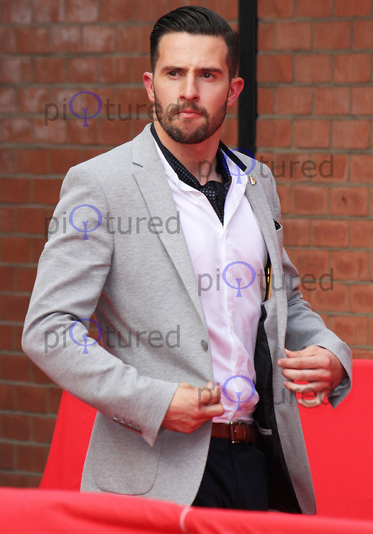 Michael Parr, The British Soap Awards 2014, Hackney Empire, London UK,  24 May 2014, Photo by Brett D. Cove