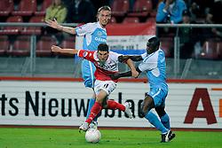 29-08-2009 VOETBAL: FC UTRECHT - SPARTA: UTRECHT<br /> Utrecht wint met 2-0 van Sparta / Dries Mertens, Emmanuel Boayke en Nathan Rutjes<br /> ©2009-WWW.FOTOHOOGENDOORN.NL