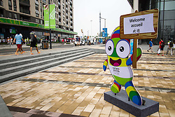 16-08-2014 CHN: Summer Youth Olympic Games, Nanjing<br /> Youth Olympic Village<br /> <br /> ***NETHERLANDS ONLY***