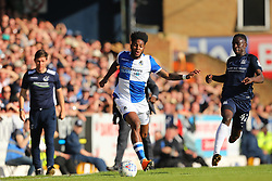 Ellis Harrison of Bristol Rovers comes forward with the ball - Mandatory by-line: Richard Calver/JMP - 05/05/2018 - FOOTBALL - Roots Hall - Southend-on-Sea, England - Southend United v Bristol Rovers - Sky Bet League One
