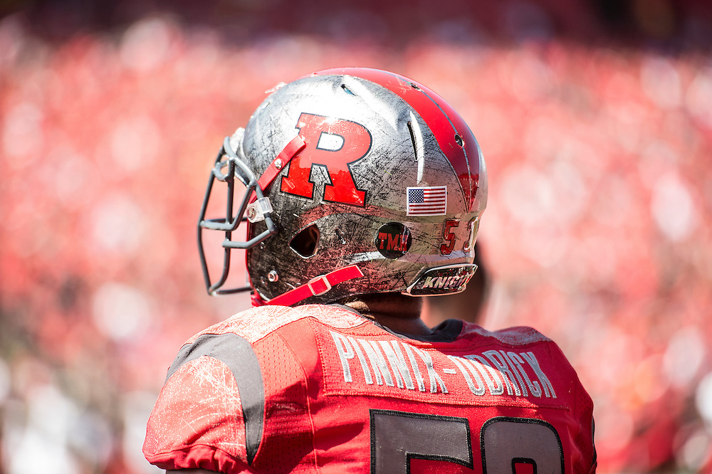 The Rutgers Scarlet Knights football team takes on Norfolk State Spartans at High Point Solutions Stadium on Saturday September 5, 2015.