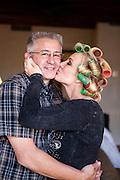 Rob and Erik's Santa Fe New Mexico wedding at La Fonda on the plaza on Sept. 7th, 2013.