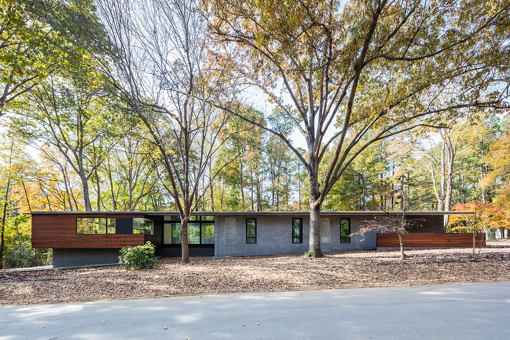 Trull Residence | in situ studio | Cary, North Carolina