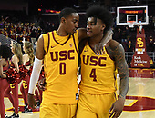 Feb 21, 2019-NCAA Basketball-Oregon at Southern California