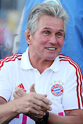 14.07.2011, Ernst-Abbe-Sportfeld, Jena, GER, Benefizspiel, Carl Zeis Jena vs FC Bayern im Bild ..Trainer Jupp Heynckes (Bayern München) ..  //during the freindlc match between Carl Zeis Jena - FC Bayern 2011/07/14   EXPA Pictures © 2011, PhotoCredit: EXPA/ nph/  Hessland       ****** out of GER / CRO  / BEL ******