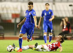 12.06.2015, Stadion Poljud, Split, CRO, UEFA Euro 2016 Qualifikation, Kroatien vs Italien, Gruppe H, im Bild Ivan Rakitic // during the UEFA EURO 2016 qualifier group H match between Croatia and and Italy at the Stadion Poljud in Split, Croatia on 2015/06/12. EXPA Pictures © 2015, PhotoCredit: EXPA/ Pixsell/ Slavko Midzor<br /> <br /> *****ATTENTION - for AUT, SLO, SUI, SWE, ITA, FRA only*****