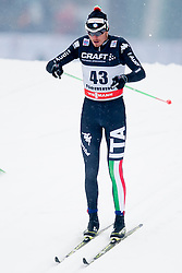 Dietmar Noeckler of Italy  during mens 10km Classic individual start of the Tour de Ski 2014 of the FIS cross country World cup on January 4th, 2014 in Cross Country Centre Lago di Tesero, Val di Fiemme, Italy. (Photo by Urban Urbanc / Sportida)