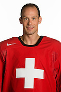 31.07.2013; Wetzikon; Eishockey - Portrait Nationalmannschaft; Ivo Ruethemann (Valeriano Di Domenico/freshfocus)