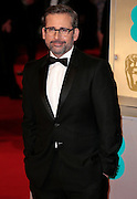 Feb 8, 2015 - EE British Academy Film Awards 2015 - Red Carpet Arrivals at Royal Opera House<br /> <br /> Pictured: Steve Carell<br /> ©Exclusivepix Media