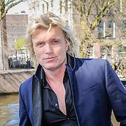 NLD/Amsterdam/20150420 - Presentatie L'Homo 2015, Hans Klok