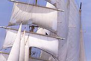 Star Clipper at the Antigua Classic Yacht Regatta