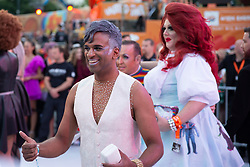08.06.2019, Rathaus, Wien, AUT, Life Ball im Bild Ramesh Nair // during the Life Ball at the Rathaus in Wien, Austria on 2019/06/08. EXPA Pictures © 2019, PhotoCredit: EXPA/ Florian Schroetter