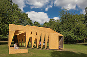 TRIUMPH PAVILION, LONDON FESTIVAL OF ARCHITECTURE,