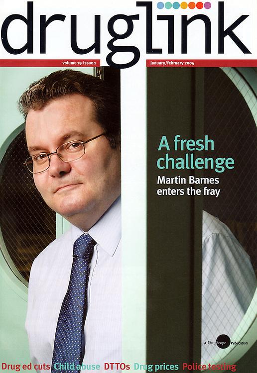 UK<br /> DrugLink magazine published by leading drug advisory organisation Drugscope<br /> Photography by Richard Olivier©2009<br /> Tel 0044 07947 884 517<br /> www.linkphotographers.com