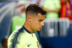 September 26, 2018 - Coutinho of FC Barcelona during the La Liga (Spanish Championship) football match between CD Leganes and FC Barcelona on September 26th, 2018 at Municipal Butarque stadium in Madrid, Spain. (Credit Image: © AFP7 via ZUMA Wire)