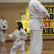 10th and 9th grades - June 2016 First TKD