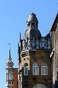 Altstadt, Konstanz, Bodensee, Baden-Württemberg, Deutschland