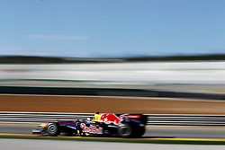 Motorsports / Formula 1: World Championship 2011, Test Valencia, 01 Sebastian Vettel (GER, Red Bull Racing),