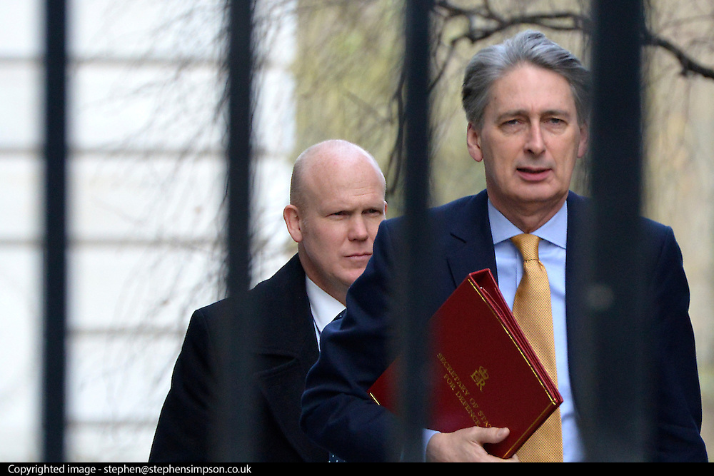© Licensed to London News Pictures. 12/03/2013. Westminster, UK. Philip Hammond, Conservative MP, Secretary of State for Defence. Ministers in Downing Street today 12 March 2013. Photo credit : Stephen Simpson/LNP