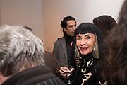 SUE TIMNEY, Them, Redfern Gallery PV. Cork St. London. 22 January 2020