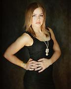Portland photographer beauty portrait