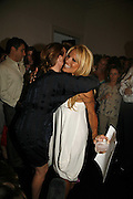 Stella McCartney andf Pamela Anderson, PETA's Humanitarian Awards, Stella McCartney, Bruton Street, London, W1. 28 June 2006. ONE TIME USE ONLY - DO NOT ARCHIVE  © Copyright Photograph by Dafydd Jones 66 Stockwell Park Rd. London SW9 0DA Tel 020 7733 0108 www.dafjones.com