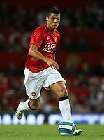 Photo: Paul Thomas.<br /> Manchester United v Inter Milan. Pre Season Friendly. 01/08/2007.<br /> <br /> Cristiano Ronaldo of Utd.
