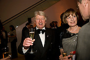 STANLEY JOHNSON; JENNIFER JOHNSON, National Portrait Gallery fundraising Gala in aid of its Education programme, National Portrait Gallery. London. 3 March 2009
