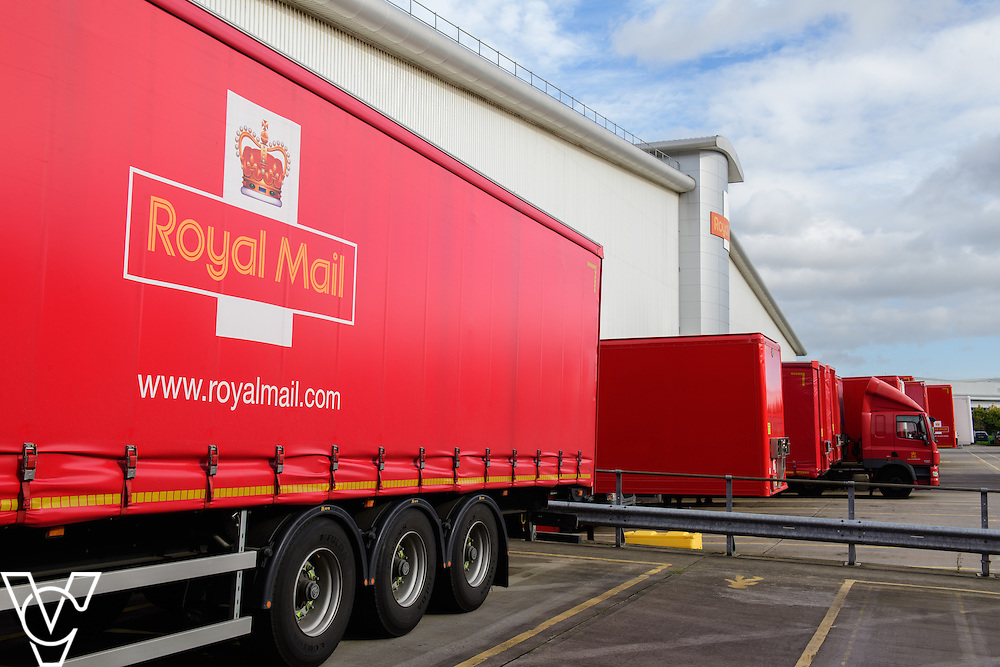 Generic stock images of the transport fleet taken at Royal Mail's Yorkshire Distribution Centre in Normanton.<br /> <br /> Picture: Chris Vaughan Photography<br /> Date: October 17, 2016