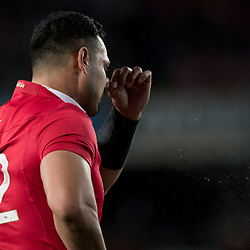 Ben Te'o during game 7 of the British and Irish Lions 2017 Tour of New Zealand, the first Test match between  The All Blacks and British and Irish Lions, Eden Park, Auckland, Saturday 24th June 2017<br /> (Photo by Kevin Booth Steve Haag Sports)<br /> <br /> Images for social media must have consent from Steve Haag