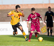 - Arbroath v Annan Athletic in the SPFL League 2 at Gayfield, Arbroath. Photo: David Young<br /> <br />  - &copy; David Young - www.davidyoungphoto.co.uk - email: davidyoungphoto@gmail.com